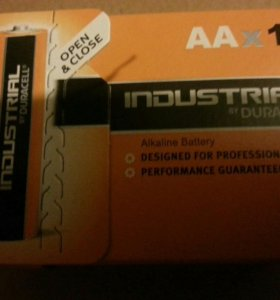 Батарейки DURACELL Industrial