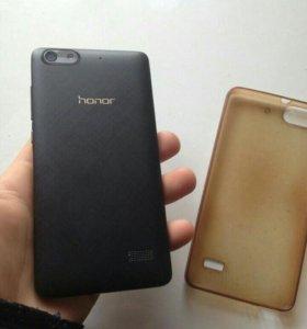 Huawei honor 4c black 2/8gb