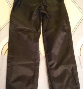 Непромокаемые брюки из полиэстера для треккинга