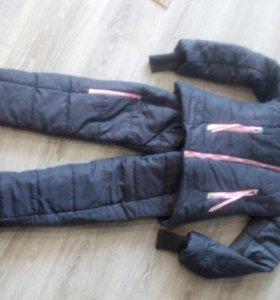 Зимний костюм женский