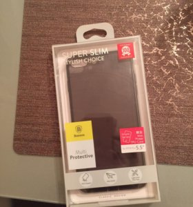Чехол для iPhone 7/8 plus новый
