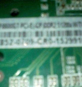 Видеокарта GF 8600GT DDR2 512МБ