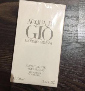 🎩парфюм Giorgio Armani- Acqa di gio