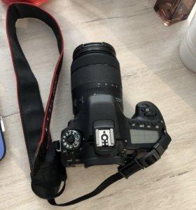 Canon 80d 18-135mm usm