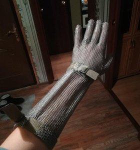 Кольчужные перчатки