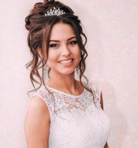 Свадебный стилист, прическа для невесты Обнинск