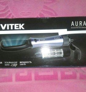НОВАЯ Фен-щетка VITEK Aura VT-8238