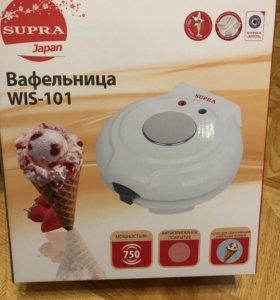 Электровафельница Supra WIS-101