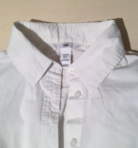 Рубашка H/M, блузка кофта блуза