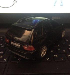 Модель BMW X5 из фильма бумер 2