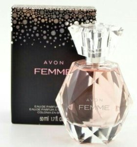 Парфюмерная вода Avon Femme, 50 мл.