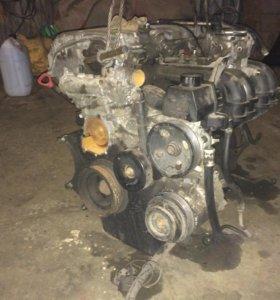 Двигатель на Mercedes-Benz w210 2.3л б/у