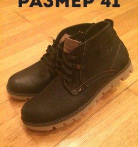 Мужские ботинки(новые)