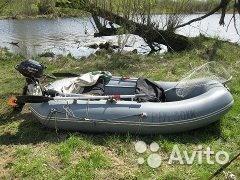Сузуки 2.5 4х тактный+лодка Мурена 2.5