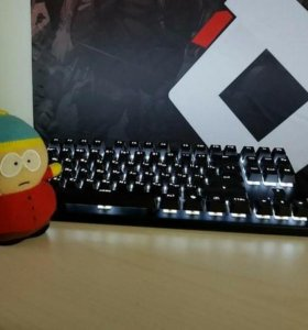 Клавиатура Red square Black ice TKL