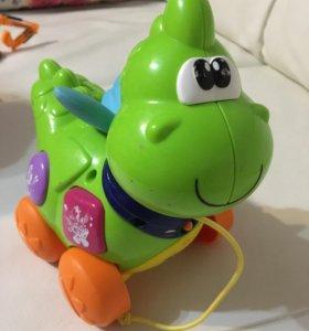 Игрушка развивающая Chicco Говорящий дракон