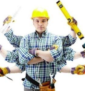электрика,сборка мебели,демонтаж