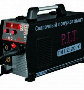 Сварочный полуавтомат PIT PMIG220c
