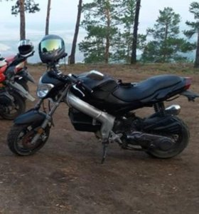 Скутер байк пионер Самурай