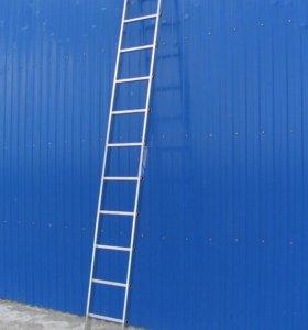 лестница аллюминевая.