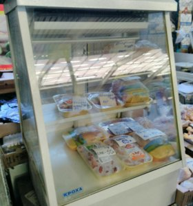 Холодильная настольная витрина КРОХА