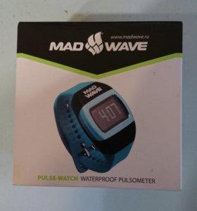 Фитнес браслет MadWave Pulse-Watch