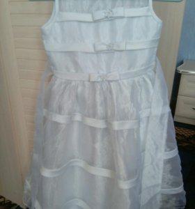Платье бальное 5-7 лет, 83 см.
