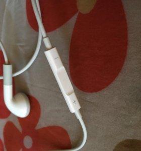 Наушники от Apple.Оригинал