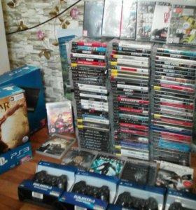 Игры PlayStation 3 PS3 Диски