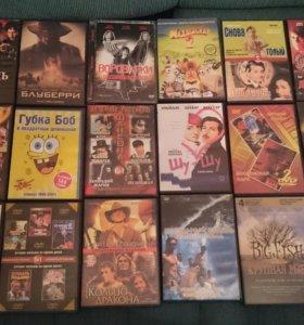 DVD-диски с фильмами