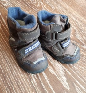 ботинки демисезонние
