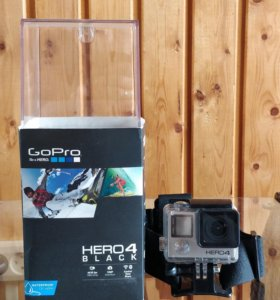 Gopro 4 black + touch дисплей