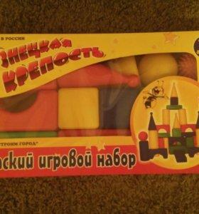 кубики игровой набор