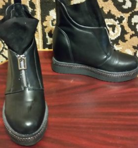 Ботинки женски Еврозима (можно носить как межсезон