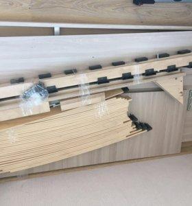Кровать 160/200 с матрасом