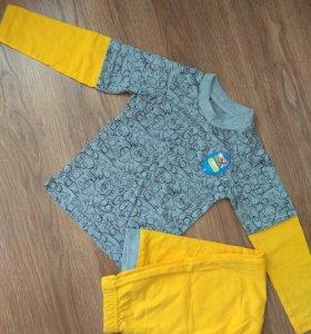 Пижамка новая ( 94-100)