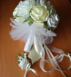 Букет дублер невесты