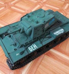 Радиоуправляемый танк Taigen KV-1