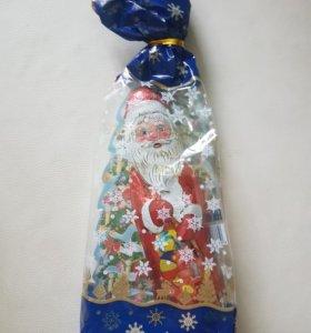 Подарочный набор! Шоколадный дед мороз!