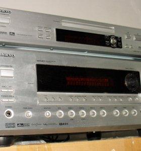 Onkyo DV-SP503E и onkyo AV recever TX-SR503E (s)