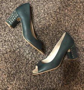 Италия, новые туфли
