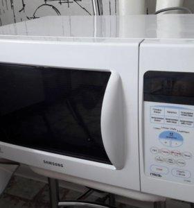 Микроволновка (СВЧ) Samsung Микроволновая печь