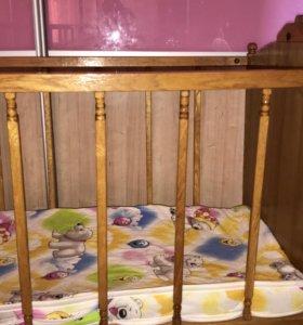 Кровать-качалка (люлька)
