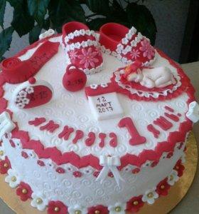 Домашние торты на заказ🎂