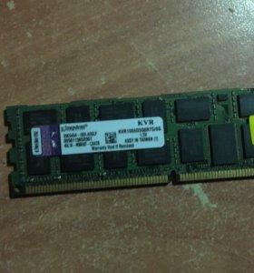 Оперативная память (серверная)8гг DDR3