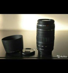 Обьектив Canon EF 90-300mm USM