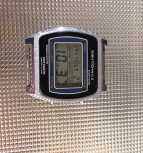 Редкие часы электроника 5