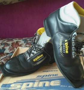 Ботинки лыжные spine cross 43 размер