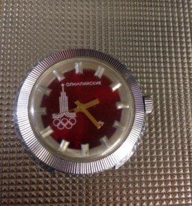 "Часы ""ракета""олимпиада 80"