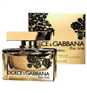 Dolce & Gabbana The One Lace Edition 75ml